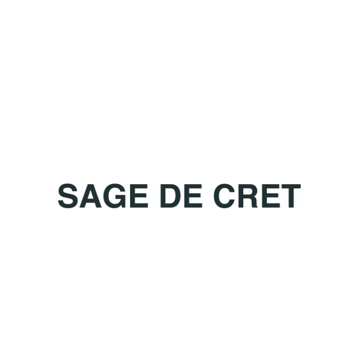 SAGE DE CRET へ