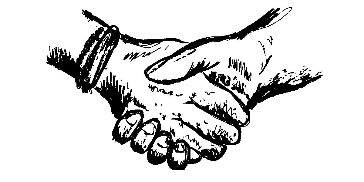 フレンズプログラム ハンドシェイク