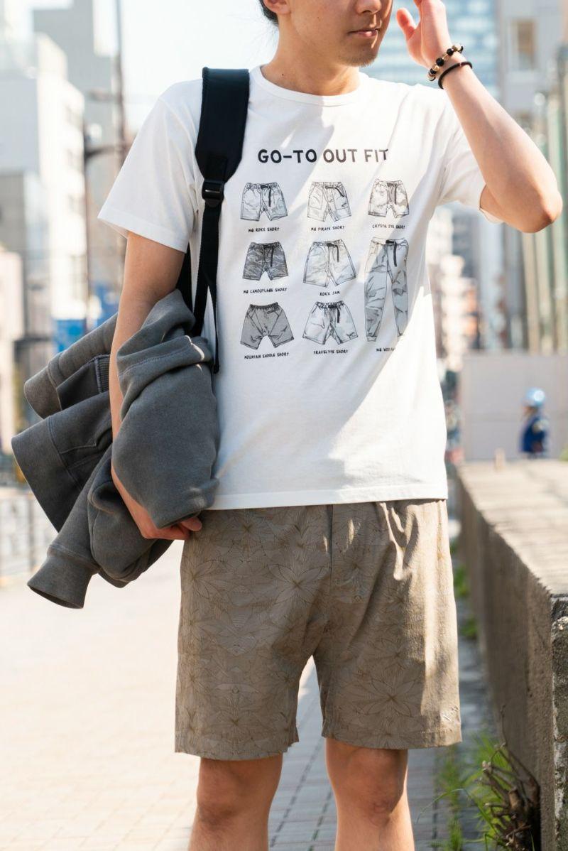 MODEL: 177cm 66kg Mサイズ着用