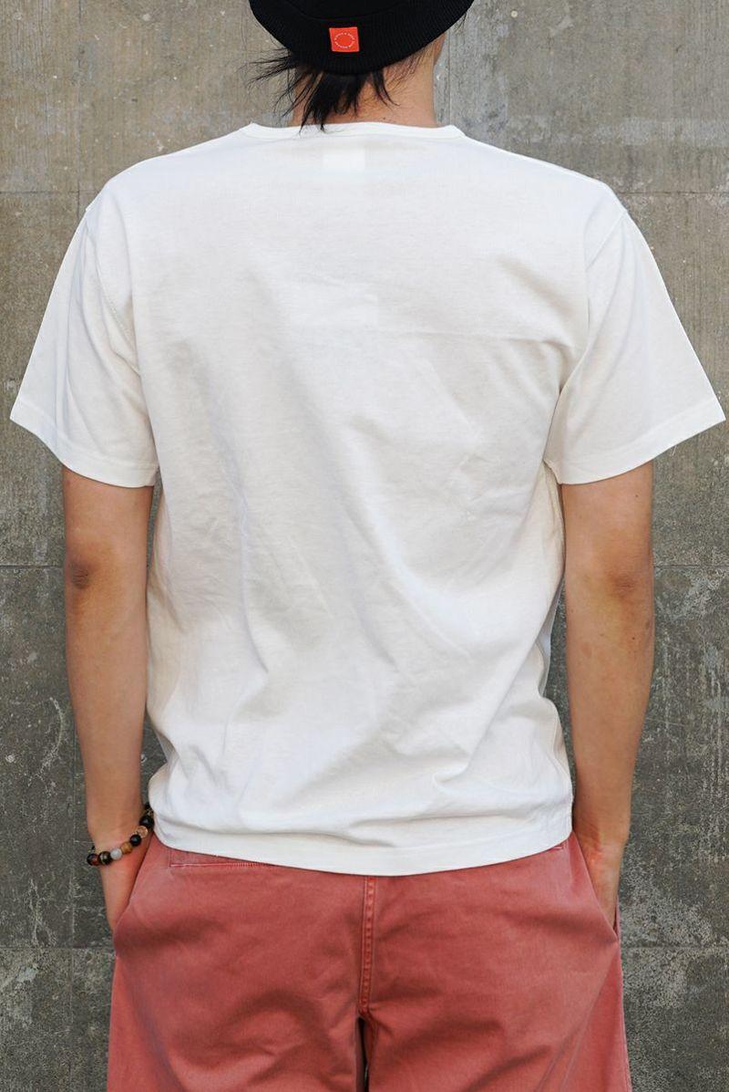 MODEL: 177cm 66kg Mサイズ着用 ※サイズが同じ別商品の画像です。